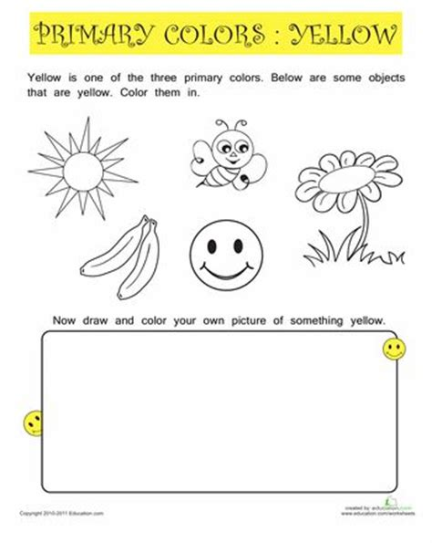 learn primary colors 019 66 best images about worksheets on