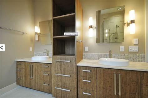 bamboo bathroom ideas bamboo bathroom ideas modern bathroom austin by bamboo crew custom cabinets