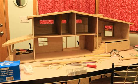 Building A From Scratch by 7 Steps And 70 Hours For Kate S Diy Dollhouse From