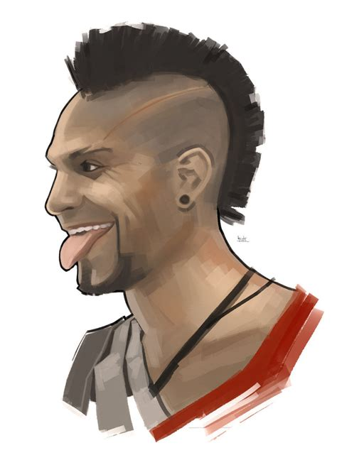 Far Cry 5 Sketches by Vaas Montenegro Far Cry 3 By Royalastray On Deviantart