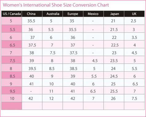 uk shoe size 6 conversion to us