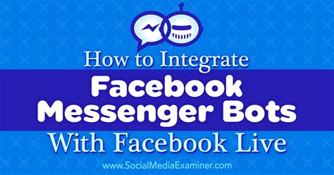 how to create event in facebook messenger on iphone how to integrate facebook messenger bots with facebook