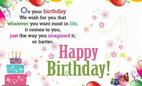 Word For Happy Birthday Wish Wish You A Very Happy Birthday Words Texted Wishes Card