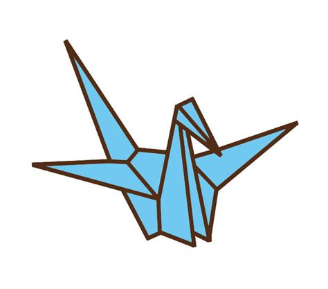 Origami Crane Clipart - opposite of far studio opposite of far page 2