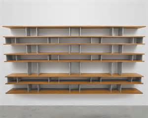 perriand shelves to the