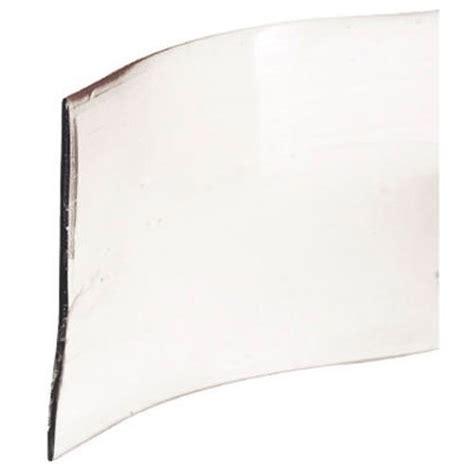 swinging shower door seal prime line products 194236 shower door bottom seal flat