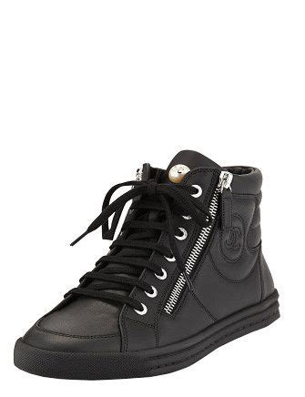 chanel high top sneakers the world s catalog of ideas
