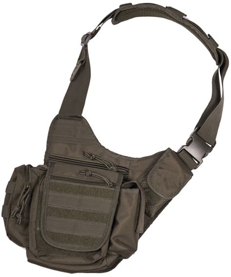 Sling Bag Pvc 002 Wondrouss assault pack sling bag ryggs 228 ck od oliv finland suomi