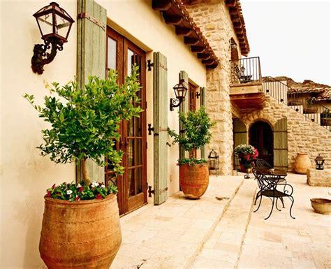 mediterranean tuscan home house exterior mediterranean tuscan homes exterior edition