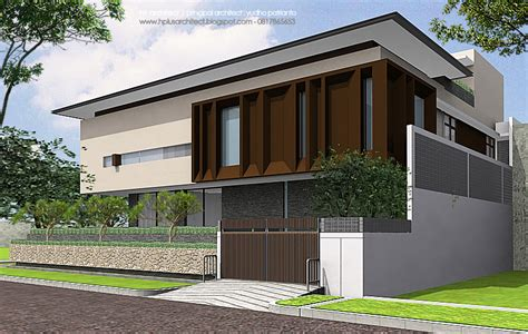 home design modern tropical residential aw house by yudho patrianto at coroflot com
