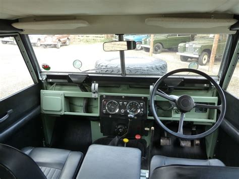 land rover series 3 interior land rover defender series 2 interior google search