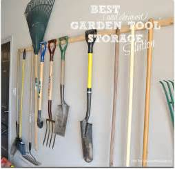 Garage Organization Garden Tools Storing Garden Tools Without Spending A Fortune 100