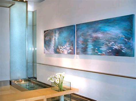 modern interior water feature ideas for the home