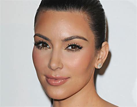 wrinkly forehead hair kim kardashian admits getting botox i m totally not