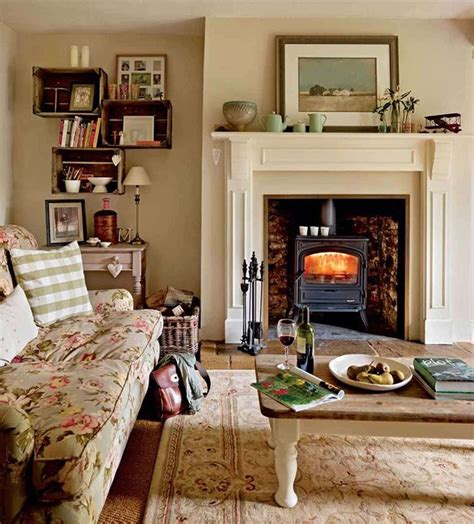 Country Style Living Room by Small Cottage Decorating Ideas Steps To Creating A Country