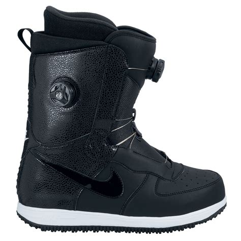 snowboarding boots nike sb zoom 1 boa snowboard boots 2014 evo outlet