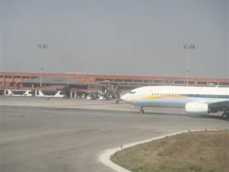 Ktm International Airport Panoramio Photo Of Thribhuvan International Airport