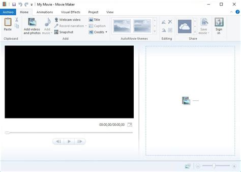tutorial windows movie maker xp español windows movie maker xp ita