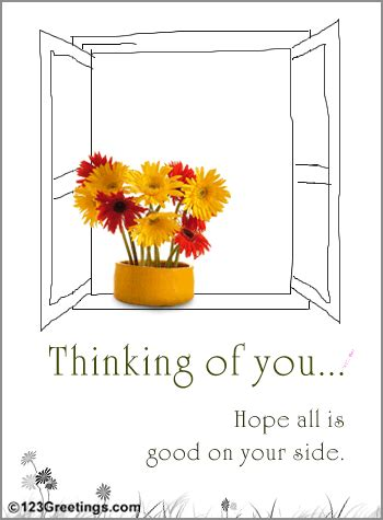 thinking of you free thinking of you ecards greeting cards 123 greetings