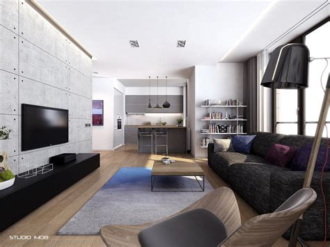 living room apartment apartment living for the modern minimalist