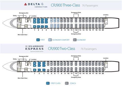 canadair regional jet seating 4 best images of crj 900 aircraft seating chart canadair