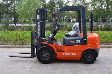 Heli Forklift Co Ltd 2 5 Ton Diesel Forklift Truck With