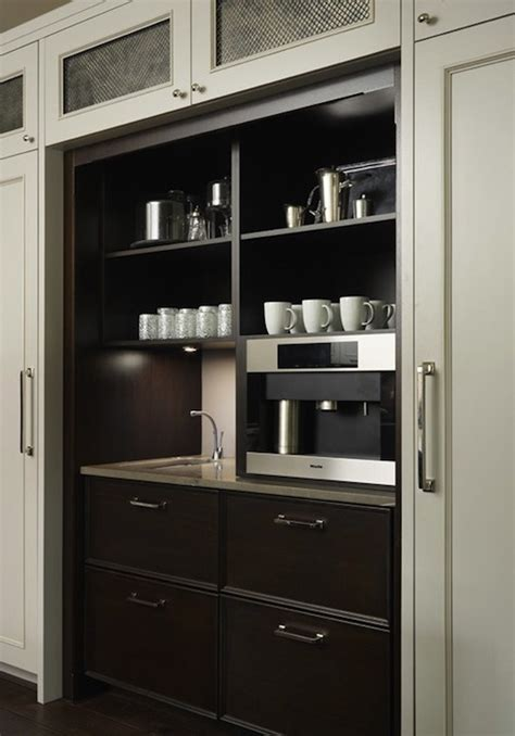 coffee cabinets for kitchen kitchen coffee bar wine cabinet ideas