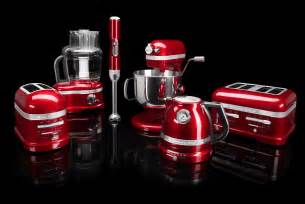 Red Kettle And Toaster Set Press Releases Kitchenaid