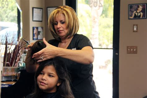 neighbour haircut story free haircuts aim to reduce bullying palm coast palm