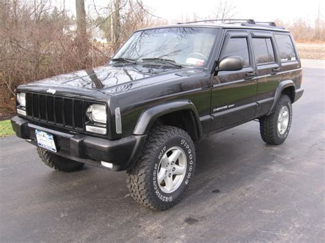 1999 Jeep Xj Jeepsport99 1999 Jeep Specs Photos Modification