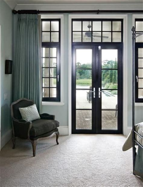 black interior windows 25 great window covering ideas doors window and