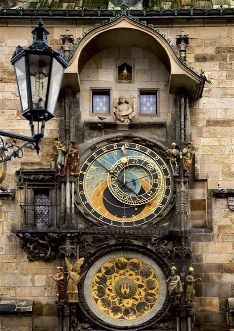 Astronomical Wall Clock prague clock outset media games