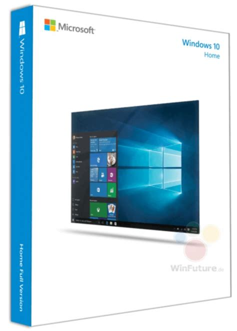 Microsoft Windows 10 microsoft s windows 10 box revealed mspoweruser