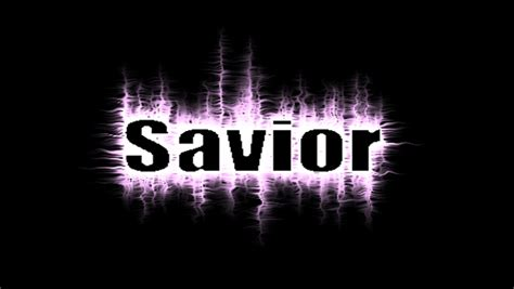 The Saviour god allah is the savior deliverer islam for christians