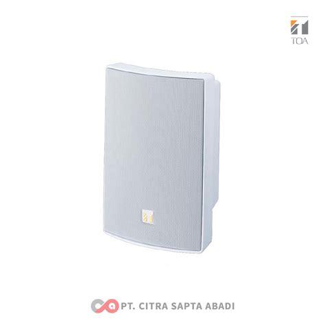 Speaker Toa Zs1030b toa zs 1030 w citra sapta abadi