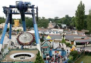 theme park newspaper articles drayton manor introduces ban on children s scooters after