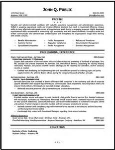 operations manager resume sle the resume clinic