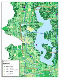 Map Of Seattle by Seattle Map Pictures To Pin On Pinterest Pinsdaddy