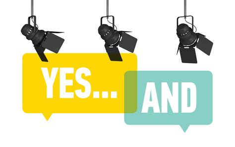 Improv Classes Delight Directed Living A To Z Challenge Y Is For Yes And