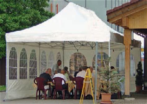 Ruck Zuck Pavillon by Terassenverkleidungen Arbeitszelte Montagezelte