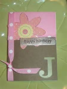 37 best images about home made birthday cards on