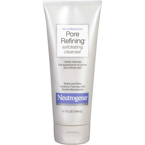 Neutrogena Pore neutrogena cleanser pore refining 6 7 fl oz 200 ml