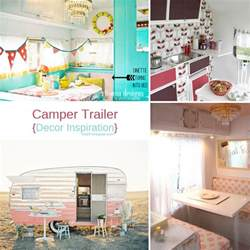 Design Accessories by Trailer Decoration Ideas Camper Decor The D I Y Dreamer