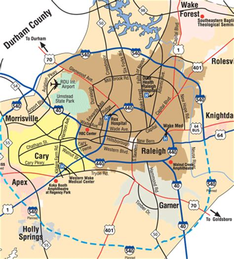 map of raleigh nc related keywords suggestions for raleigh map