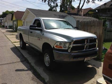 electronic toll collection 2010 dodge ram 2500 transmission control find used 2010 dodge ram 2500 st hemi 4x4 low mileage no reserve still under warranty in
