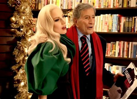 commercial lady gaga and tony bennett it s all pop 2 me lady gaga tony bennett baby it s
