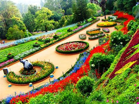 Top 10 Beautiful Gardens Of India Fabulous Life Botanical Garden Of India