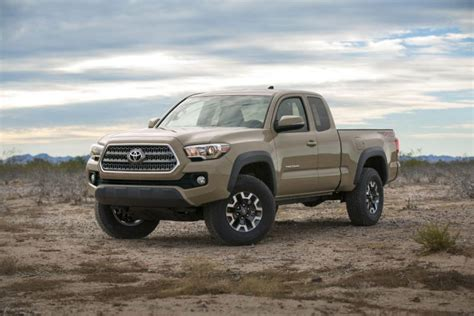 Toyota Tacoma 2016 Specs 2016 Toyota Tacoma Trd Pro Price Release Date Specs Hp