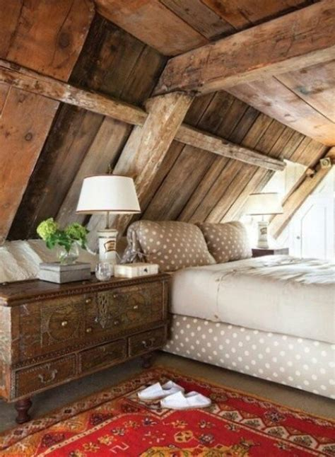 rustic attic bedroom 65 cozy rustic bedroom design ideas digsdigs