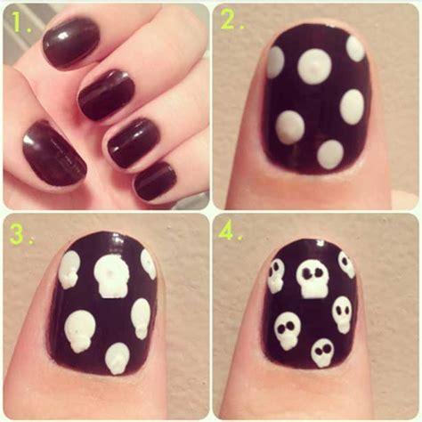 nail art latest tutorial easy halloween nail art tutorials 2018 step by step